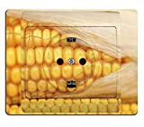 Luxlady Natural Rubber Mousepads IMAGE ID 21431263 socket with corn concept for alternative source of energy
