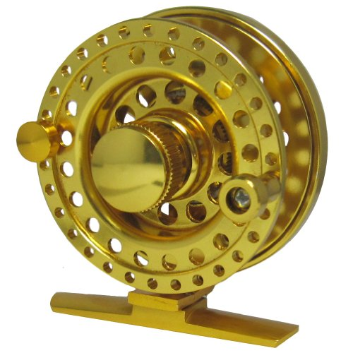 New Golden Alloy Casting Fly Fishing Reel R02