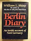 Berlin Diary (0517446359) by William L. Shirer