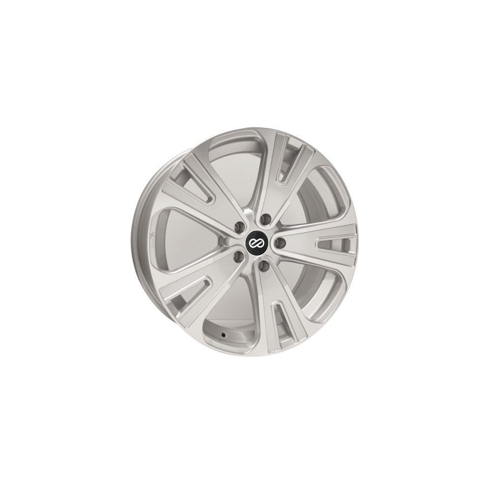 18x8 Enkei SVX (Silver Machined) Wheels/Rims 5x127/5 (475 880 7350SM)