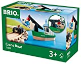 Brio - Barco con grúa (33598)