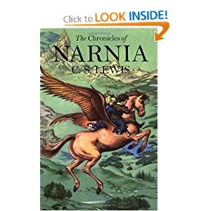 The Chronicles of Narnia Box Set: Full-Color Collector's Edition