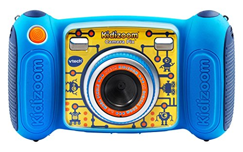 VTech Kidizoom Camera Pix, Blue (Kids Cameras Digital compare prices)
