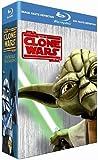 echange, troc Star Wars - The Clone Wars - Saison 2 [Blu-ray]