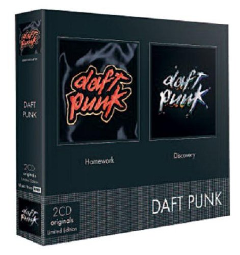 Daft Punk - Coffret 2 CD : Homework / Discovery - Zortam Music
