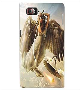 LENNOVO VIBE Z2 PRO K920 ANGEL GIRL Designer Back Cover Case By PRINTSWAG