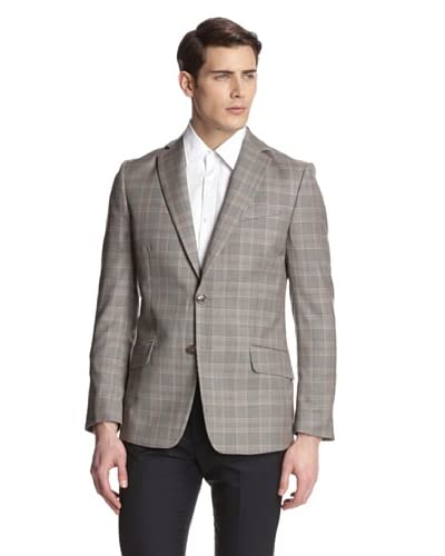 Vivienne Westwood Men's Glen Plaid Blazer