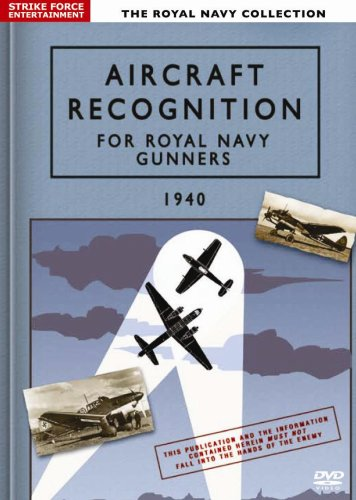 Aircraft Recognition For Royal Navy Gunners - 1940 [DVD]