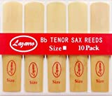 T-2 - Tenor Saxophone Sax Reeds Lazarro Strength Size # 2, Box of 10 ~ ALL SIZES Available,CLICK on LISTING to SEE YOURS