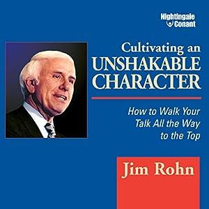 Cultivating an Unshakable Character Speech