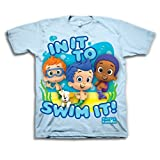 Bubble Guppies: In It to Swim It Tee - Boys