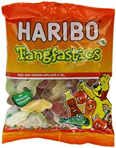 Haribo Tangfastics 200 g (Pack of 12)