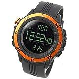 [ラドウェザー]腕時計 ドイツ製センサー デジタル コンパス/高度計/気圧計/温度計 アウトドア時計
