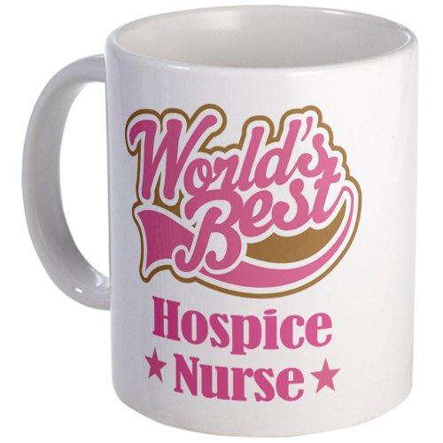 Cafepress Hospice Nurse Gift Mug - Standard