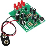 LED Sound-To-Light Converter Kit