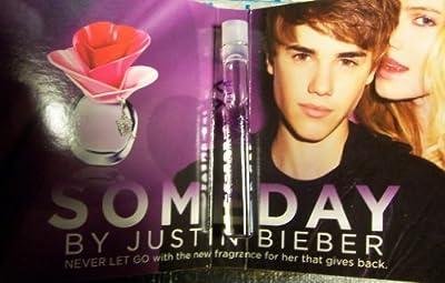 Justin Bieber Someday Edp .05fl Oz/1.5ml