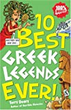 Ten Best Greek Legends Ever (10 Best Ever)