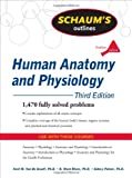 img - for Schaum's Outline of Human Anatomy and Physiology, Third Edition (Schaum's Outline Series) book / textbook / text book