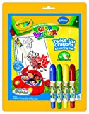 Crayola Coloring Book and Twist Up Crayons Little Einstein's