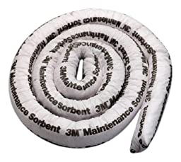 3M Maintenance Sorbent Mini-Boom M-MB312, 12\' Length x 3\