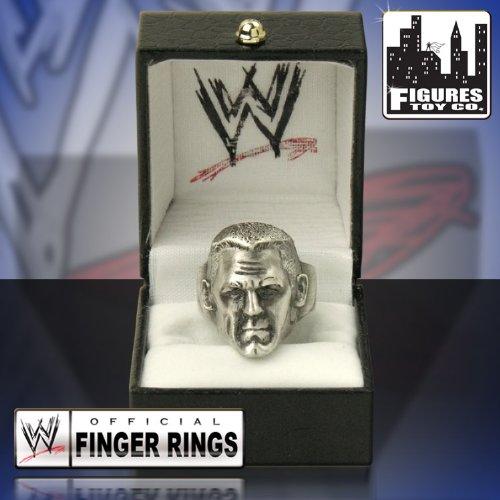 WWE John Cena Antique Brass Character Finger RING