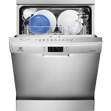 Electrolux ESF6515LOX Lave-vaisselle 49 dB A+ Argent