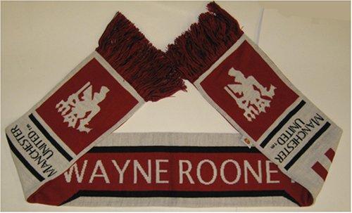 Manchester United Wayne Rooney 10 Hero Scarf