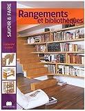 Rangements et Bibliotheques