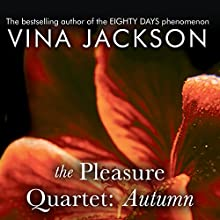 Autumn: The Pleasure Quartet (       UNABRIDGED) by Vina Jackson Narrated by Imogen Church