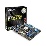 Asus F1A55-M LE Motherboard (Socket FM1, M-ATX, DDR3, Integrated AMD Radeon, HD 6000 Series Graphics)