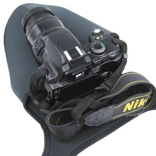 Travel Neoprene Camera Case Bag soft Protector