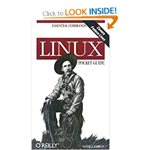 Linux Pocket Guide Photo
