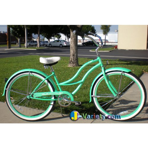 J Bikes by Micargi Tahiti 26