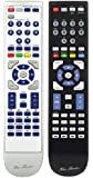 Replacement Remote Control for Goodmans MICRO-14671
