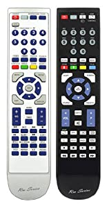 Replacement Remote Control for GRUNDIG GULCD26HDVI