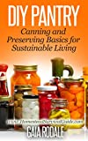 DIY Pantry: Canning and Preserving Basics for Sustainable Living (Sustainable Living & Homestead Survival Series)