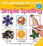 Roger Priddy Let's Get Ready For School Simple Spelling