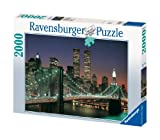 NYC Brooklyn Bridge 2000 Piece Puzzle