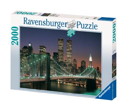 Cheap Fun Ravensburger NYC – Brooklyn Bridge – 2000 Piece Puzzle (B00004TQM0)