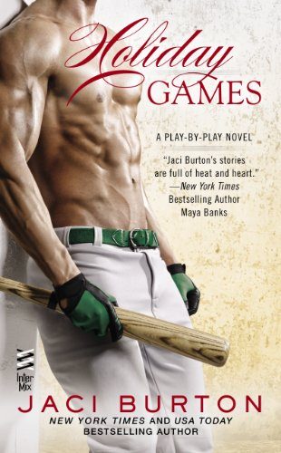 Holiday Games (A Play-By-Play Novella) by Jaci Burton