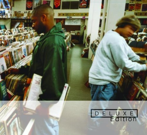 DJ Shadow - The Organ Donor