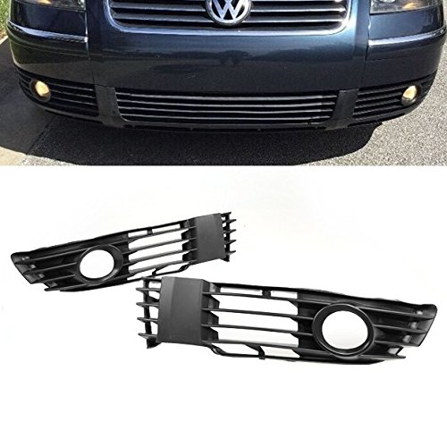 hot-sale-pair-black-front-bumper-lower-side-grille-left-right-for-vw-volkswagen-passat-b55-2001-2005