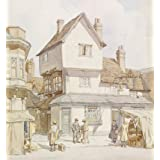 The Birdcage Inn, Thame, by Stanley Anderson (V&A Custom Print)