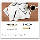 Amazon Gift Card - E-mail - Happy Bosss Day