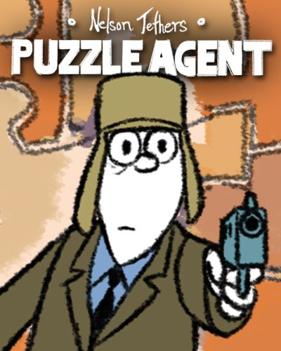Puzzle Agent [Online Game Code]