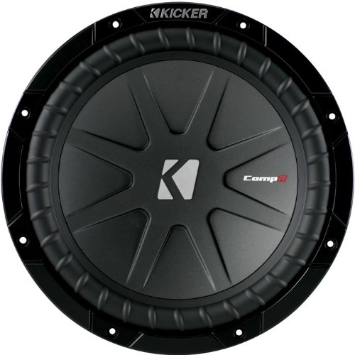 Kicker 40Cwr104 Compr Series 10 Inch Subwoofer 4 Ohm