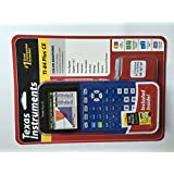 TEXAS INSTRUMENTS TI-84 PLUS CE DUMMIES INCLUDED, BLUE