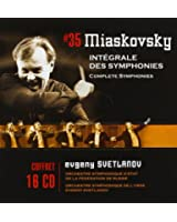 Miaskovsky : Integrale des Symphonies (Coffret 16 CD)