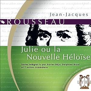 Julie ou la Nouvelle Héloïse Performance