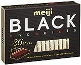 明治 ブラックチョコレートBOX 120g(26枚入り)×6個